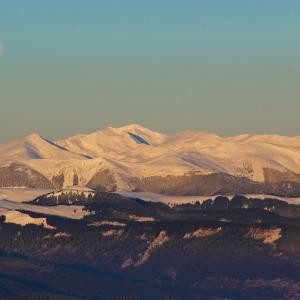 Iarna in Muntii Rodnei