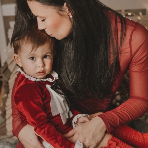 Caldura iubitoare a unei mame