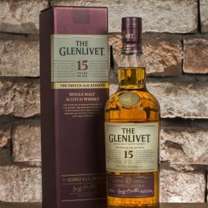 Whiskey Glenlivet