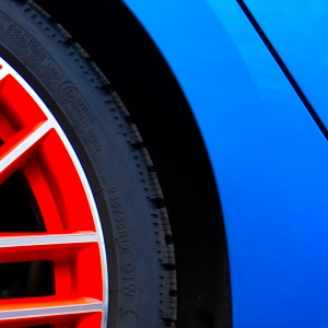red black blue