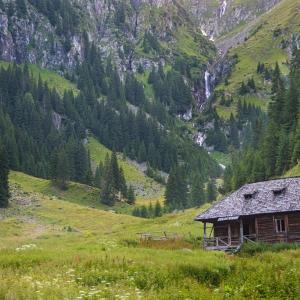 Stâna lui Burnei, munții Făgăraș