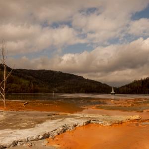 Lacul de decantare Geamana