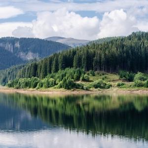Reflexiile lacului Bolboci