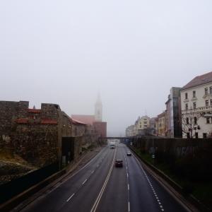 Foggy Bratislava