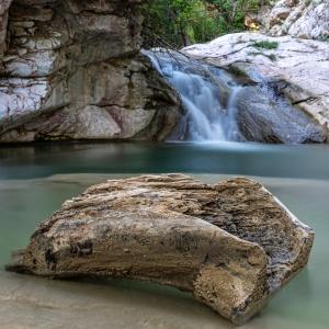 Cascadă Grecia