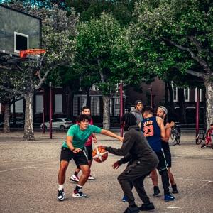 Sport in oraș